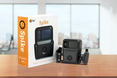 Spike лазерно устройство за смартфони