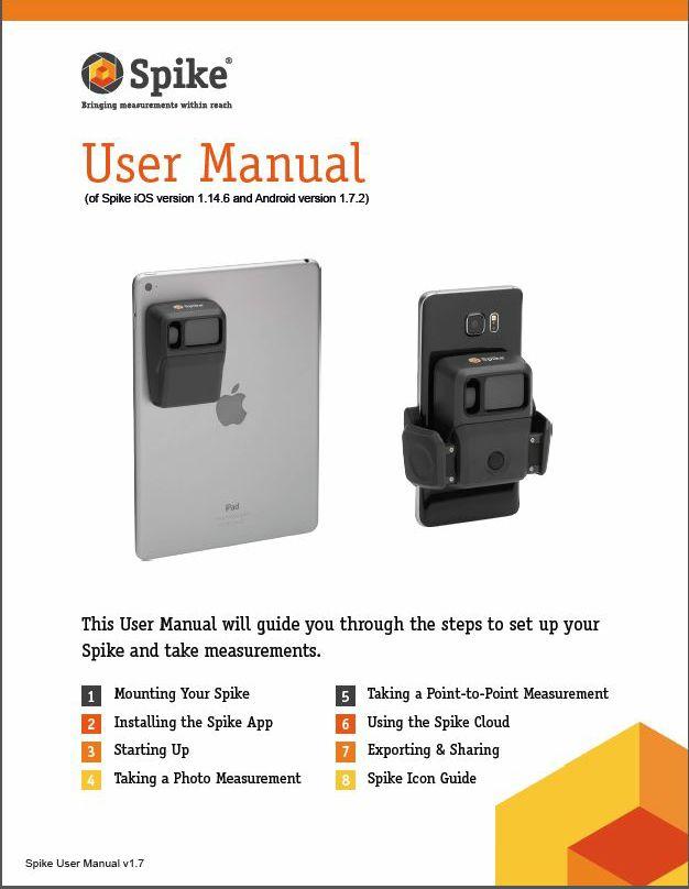 Ръководство на потребителя за Spike на анлийски - Spike User Manual